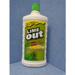NETTOYANT LIME OUT LIQUIDE 709 ML.